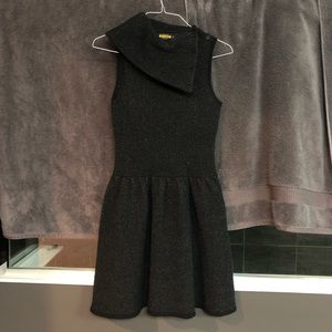 Rugby wool dress